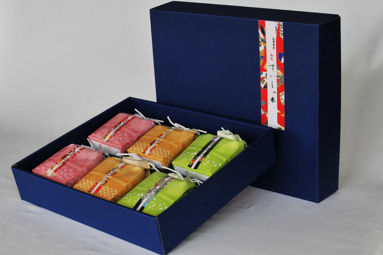 佐賀県の美味しいブランド米夢しずく通販、定期便、ギフト
